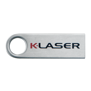 Mini silver - USB-stick