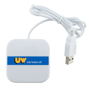 Webbutton square - USB-stick